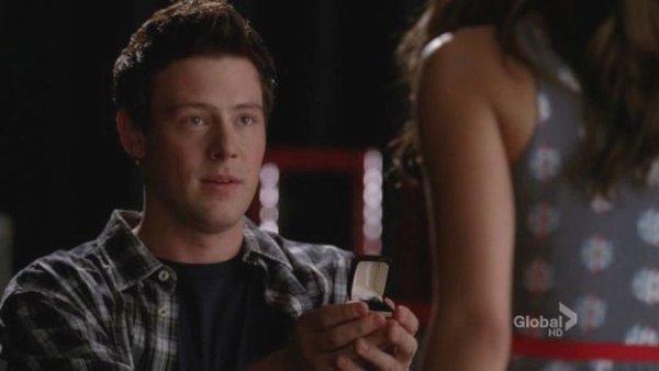 Rachel et Finn..♥