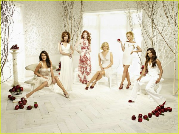 Desperate Housewives : Le grand sondage !