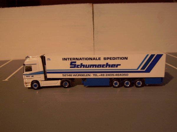 mes camions que j'ai eu a noël suite