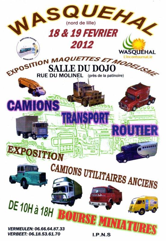 expo wasquehal le 18et19 fevrier 2012