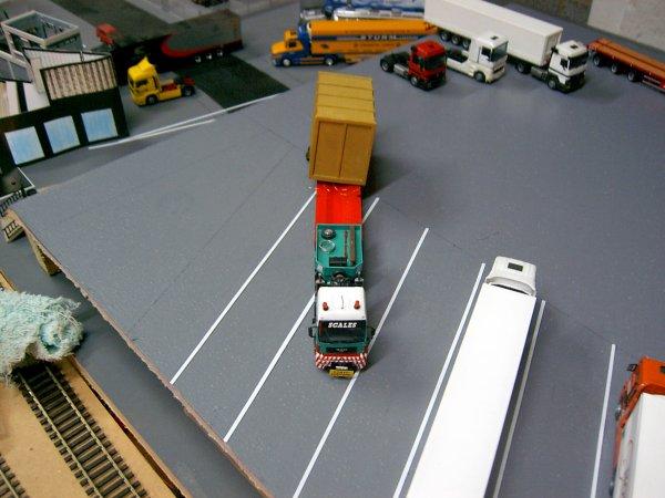 convoi scales