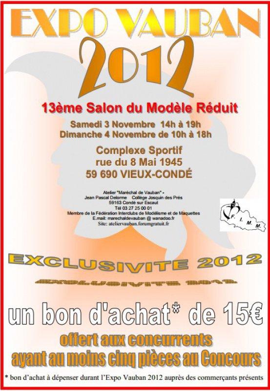 expo vieux condé le 3et 4 novembre 2012