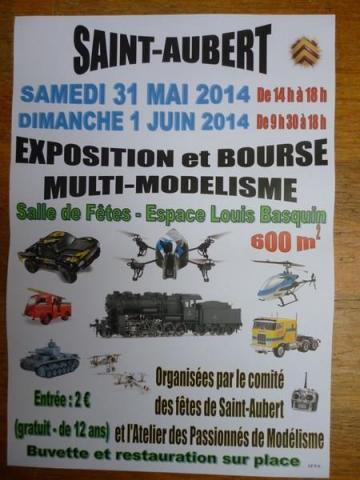 expo saint-aubert
