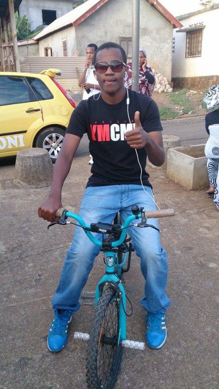 Sa roule bien avec le BMX