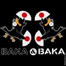 I'm a baka and you ?????