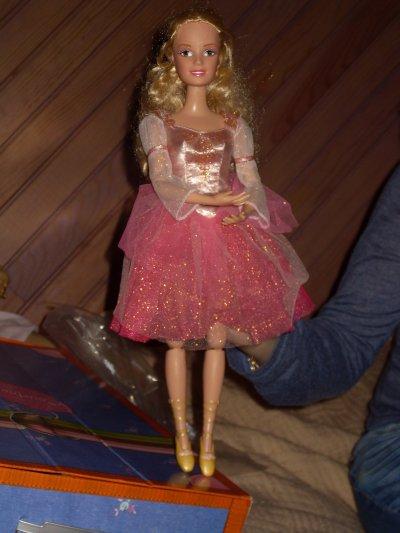 Drôle de Barbie