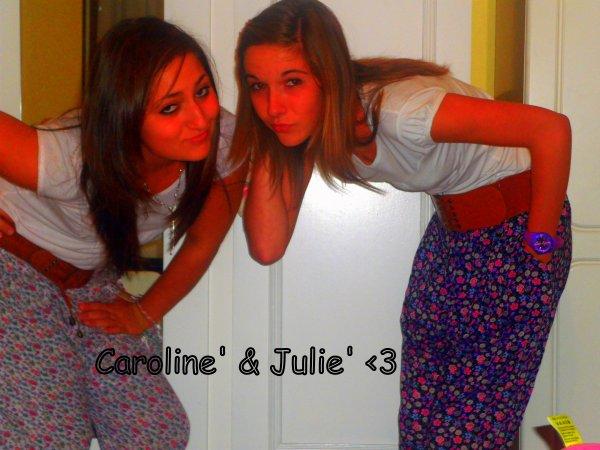 Caroline S et Julie T: ♥