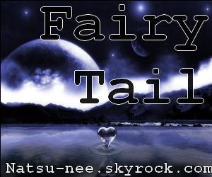 ♥ Fairy Tail ♥ Développement ♥