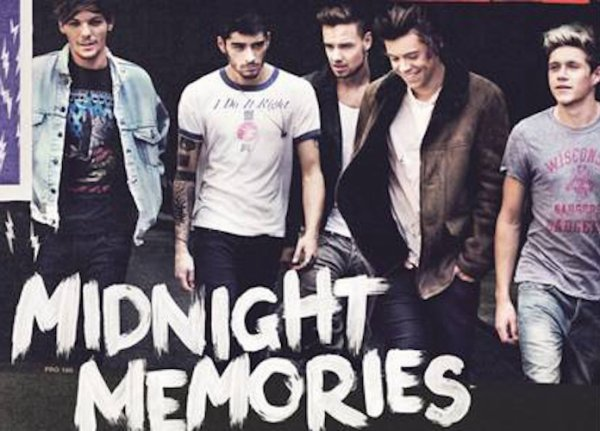 90# : Midnight Memories.
