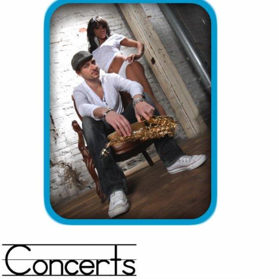 Retrouvez moi en Concert // Follow Me on my Gigs