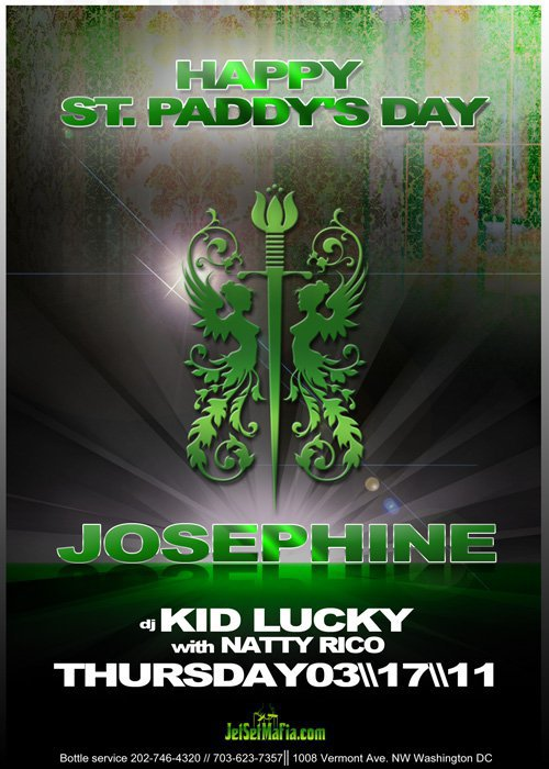 Thursday @Josephine - Dc