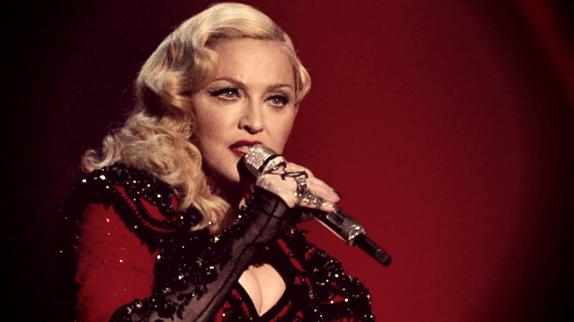 Madonna pas invincible