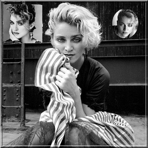 Just Madonna