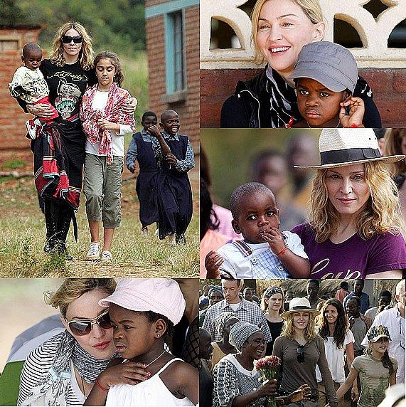 Madonna Africa