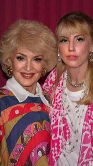 Madonna & Gaga if they never became famous !