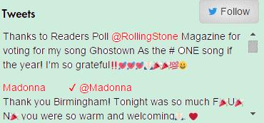 Madonna.com ♫