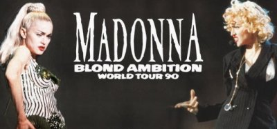 Blond Ambition TOUR - 1990