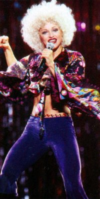 The Girlie Show World Tour - 1993
