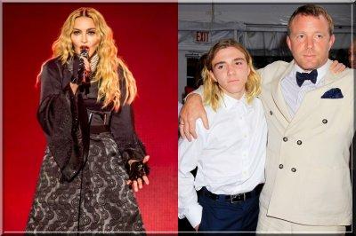 Madonna- Avant Rocco, c'est Lourdes qui a pris son envole