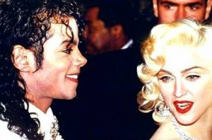 Michael Jackson is near