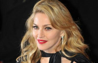 Quand Madonna entre dans l'histoire !