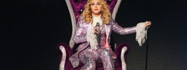 Madonna critiquée sur son hommage