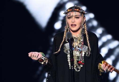 Madonna et son confinement - Covid-19