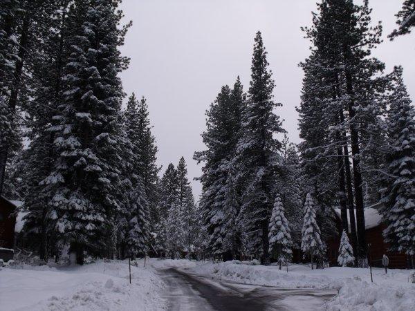 VAcances Tahoe
