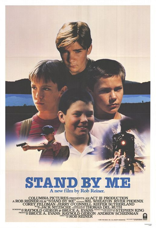 Critique de films : Stand By Me