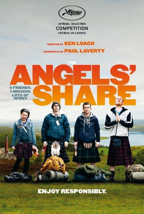 Critique de films : The Angel's Share