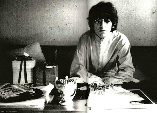 R.I.P George Harrison...