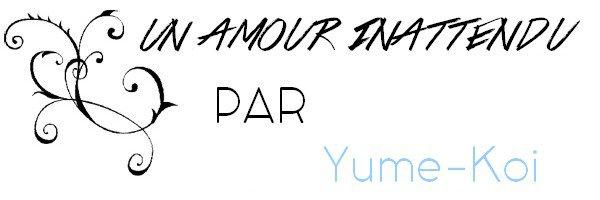 Fanfiction N 11 Un Amour Inattendu De Yume Koi Ephemeral