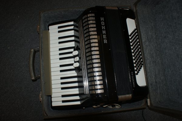 un bel accordeon