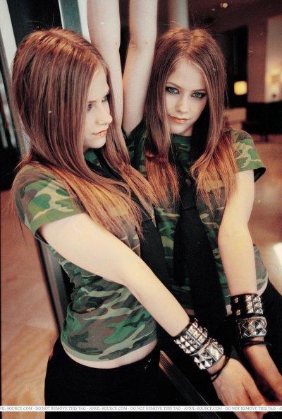 Avril Lavigne .   # Toutes ces années #