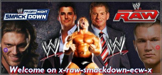 Bienvenue sur x-raw-smackdown-ecw-x '