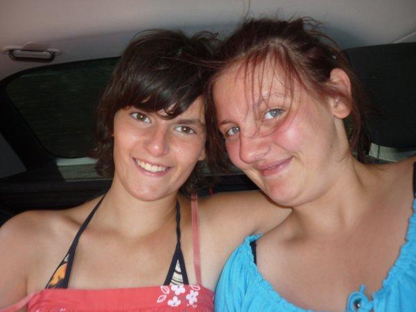 ma sister et moi ^^