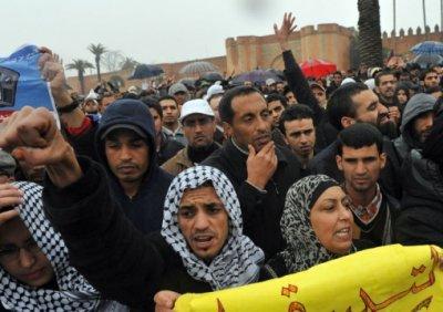 Manifestations au Maroc: la Commission européenne fait part de son inquiétude