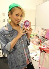 Nouvelle photo de Kumi