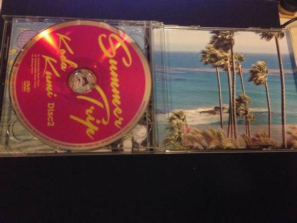 [FAN PHOTOS] Summer Trip (CD+DVD)