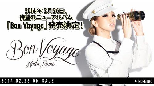 [11th Album] Bon Voyage - Informations