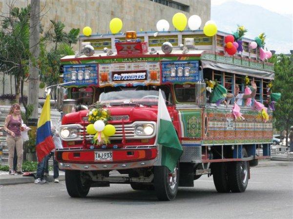 Pourquoi la Colombie ! 2