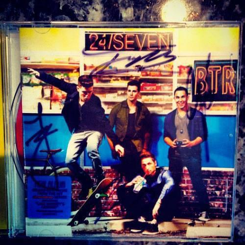 album 24/seven