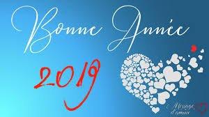 Bonne année à tout le monde