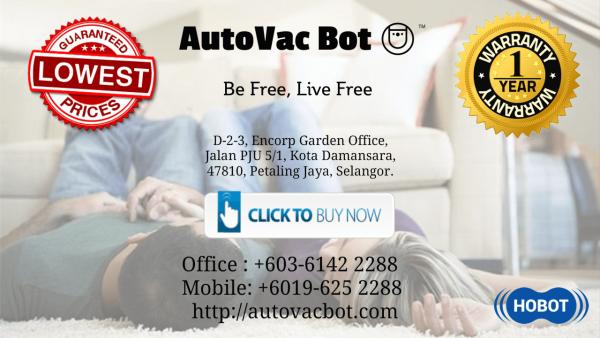 Successful Coayu Robot Vacuum Kedah