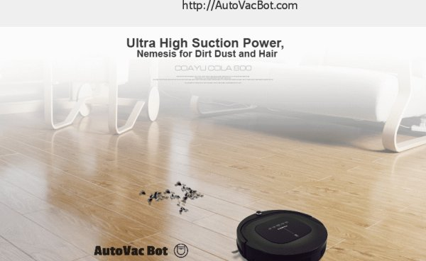 Top Notch Coayu Robot Vacuum Pelangi Damansara