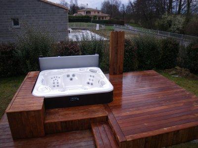 spa merbau terrasse bois. Black Bedroom Furniture Sets. Home Design Ideas