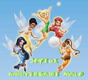 JOYEUX ANNIVERSAIRE MALAURIE !!!!!