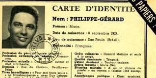 PHILIPPE-GERARD Marie