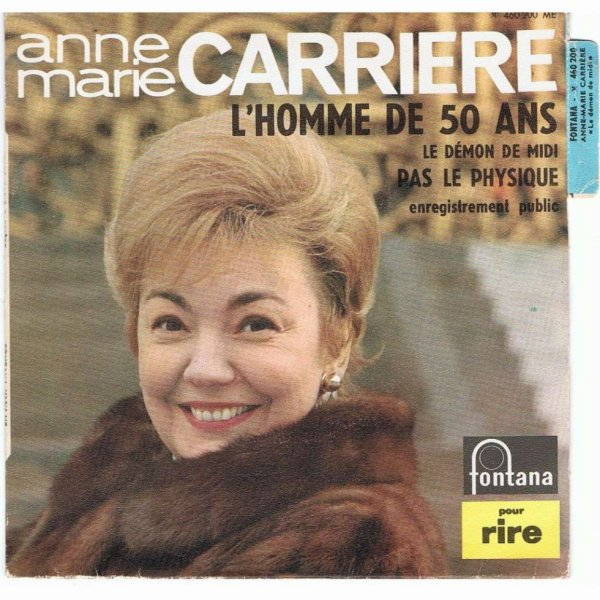carriere anne marie