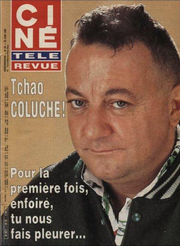 Michel Colucci  COLUCHE